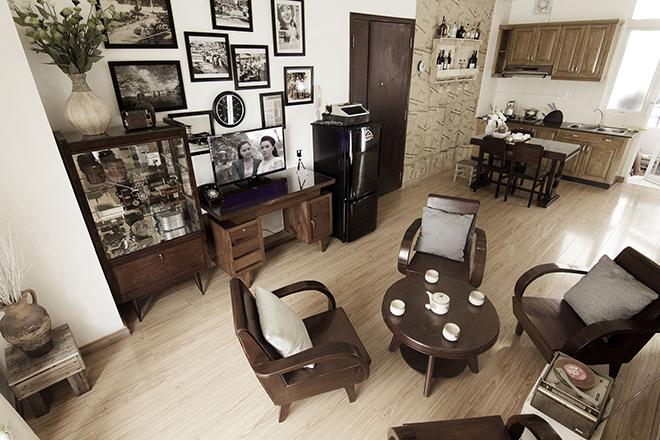 Bàn ghế gỗ phòng khách giá bình dân – nội thất không thể thiếu trong trang trí nhà